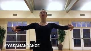 آموزش رایگان رقص ایرانی ـ جلسه اول  Amoozesh raghs Irani