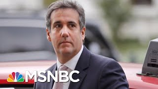 Who Is Michael Cohen? | MTP Daily | MSNBC