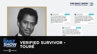 Verified Survivor - Touré: The Daily Show