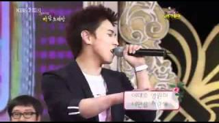 [Cuts] Super Junior Sungmin & Eunhyuk song battle