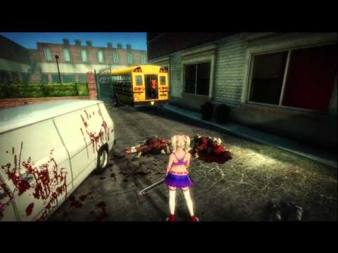 Xxx Mp4 Let S Play Lollipop Chainsaw Part 1 Juliet Starling BLIND 3gp Sex