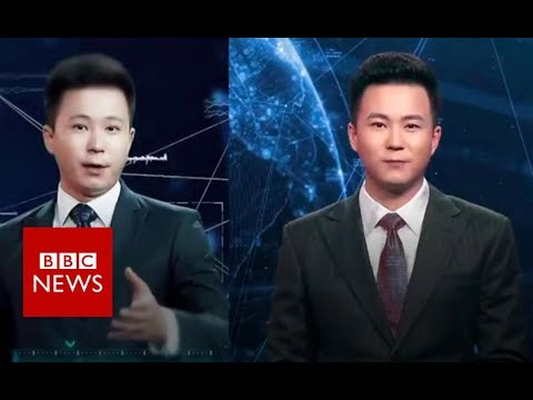 Xxx Mp4 Which Of These Newsreaders Isn39t Real BBC News 3gp Sex