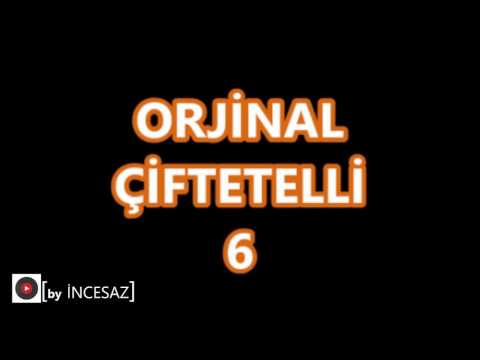 ORJİNAL ÇİFTETELLİ 6