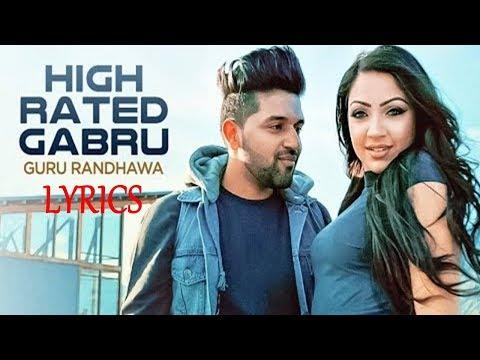 Xxx Mp4 Guru Randhawa High Rated Gabru Lyrics Latest Punjabi Song 2017 IMSLV 3gp Sex