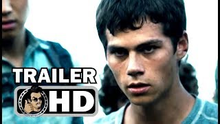 MAZE RUNNER 3: DEATH CURE Official Franchise Recap Trailer (2018) Sci-Fi Action Movie HD