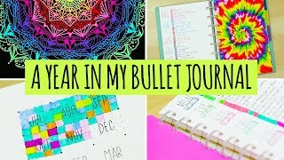 I Tried Bullet Journaling for a Year! | Sea Lemon