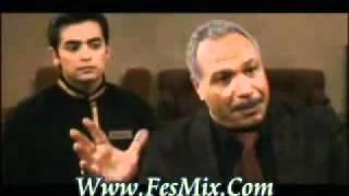 الريس عمر  حرب - المشهد الأخير