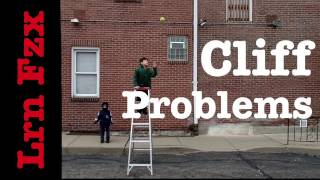 Free Fall Problem Simple Solutions
