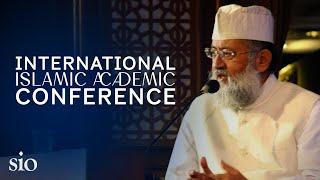 Moulana Salman Nadvi at IIIAC | SIO | JIH | Islamic Conference | New Video