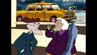 Courage The Cowardly Dog - Courage In Big Stinkin City