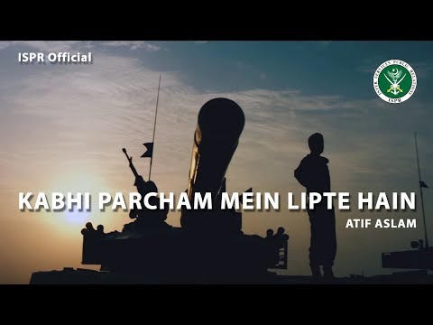 Xxx Mp4 Kabhi Percham Mein Lipte Hain By Atif Aslam Defence And Martyrs Day 2017 ISPR Official 3gp Sex