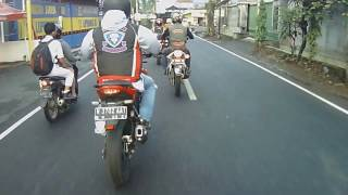 FOTOKOPI Riding #2 - Niat morning ride ke cangar batu tapi kesiangan