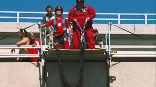 Jackass Part 2 - Bungee Jump Stunt Full Scene