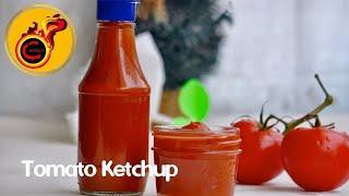 ടൊമാറ്റോ കെച്ചപ്പ്  ഇനി വീട്ടിൽ തന്നെ    Homemade Tomato Ketchup   Sweet  Tangy Ketchup    Ep:369