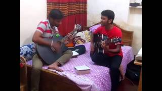 Tui amr mon valore by covered by pronab & abir