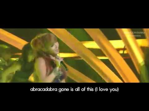 Brown Eyed Girls vs. 2NE1 ft. B.A.P - Abracadabra, I Love You (MashUp)