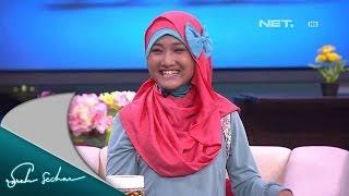 Sarah Sechan - Aksi joget dan lip sync ala Fatin Shidqia Lubis