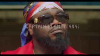 Captain Planet 4x4 sangbelegbe