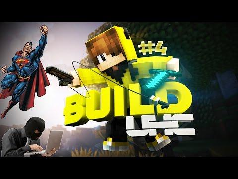 UÇAN DELİ HACKER BENİ KENDİMDEN GEÇİRDİ ! (Minecraft : Build UHC 1v1)