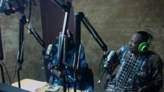 Oyin Ado With Akomolafe And Olalomi 08 04 2017