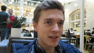 First On-Site Interview (and First Rejection) | Unemployed Vlog #05