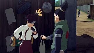 TenTen's Boyfriends ? - Shikamaru shops for Ninja Tools - Naruto Shippuden Ultimate Ninja Storm 4