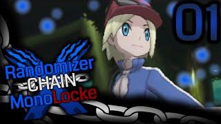 Pokemon X Randomizer Chain Monolocke ep.01: The Beginning!