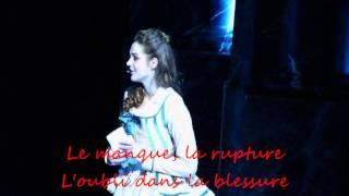 Paroles la sentence Camille Lou,Olympe- 1789,Les amants de la bastille