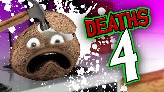 Annoying Orange DEATHS!!! - Part Four