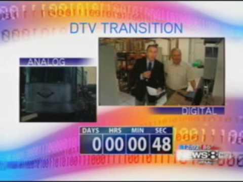 Analog TV Shutoff
