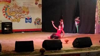মন কেন উতলা ?? |(বৈশাখী ড্যান্স ১৪২৪)| Boishakhi Utsob - JU Muktomoncho - 2017