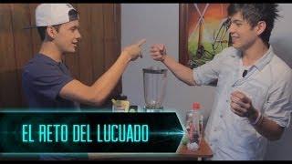 Reto Del Licuado Ft Sebastian Villalobos