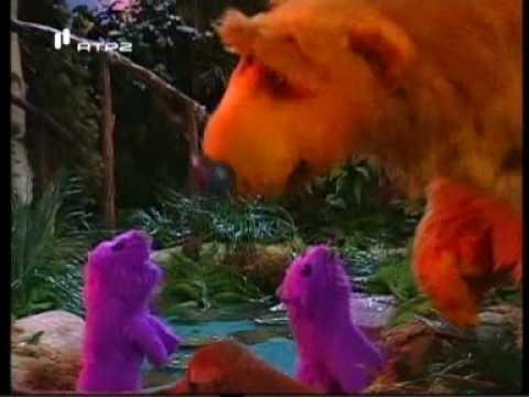 Falamos de Amor O Urso da Casa Azul