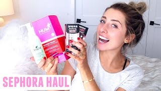 SEPHORA HAUL! Skincare, Makeup, Vitamins!