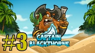 Прохождение KINGDOM RUSH FRONTIERS - SAPE OASIS + Новый герой CAPTAIN BLACKTHORNE