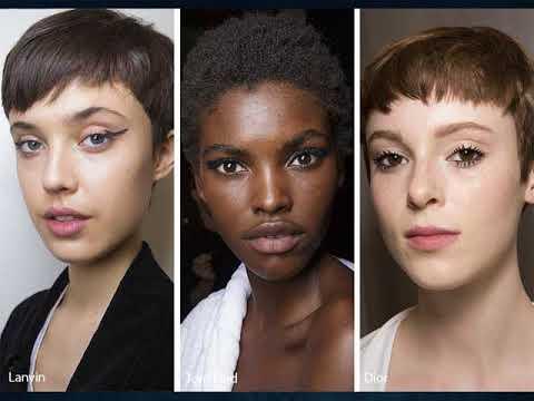 2018 İlkbahar-Yaz Saç Rengi ve Modelleri