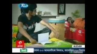 Natok - Shada Kalo 1 - featuring Fahmid