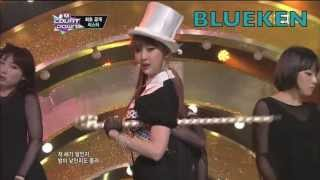 Sistar Dasom Give It To Me solo part