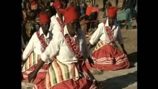 Traditional Lesotho: Basotho Women Song and Dance