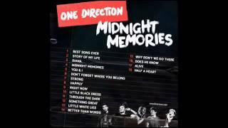 One Direction   Midnight Memories Full Album
