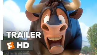 Ferdinand Trailer #3 (2017) | Movieclips Trailers
