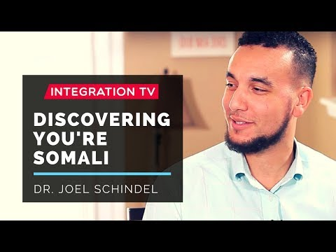 Discovering You're Somali