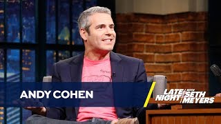 Andy Cohen Would Have Run Jeff Sessions