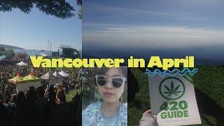 #7.VANCOUVER IN APRIL