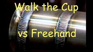 TIG Welding Technique - Walking the Cup