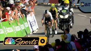 Tour de France 2018: Stage 11 finish I NBC Sports