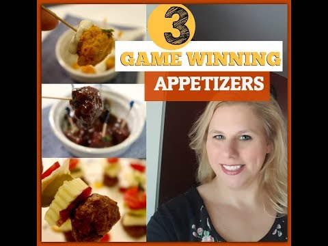 Xxx Mp4 GAME DAY APPETIZERS THAT ARE SURE TO BE WINNERS MEATBALLS GALORE 3gp Sex