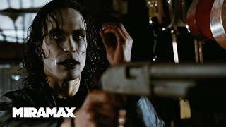 The Crow | 'One Chance to Live' (HD) | Brandon Lee | 1994