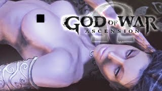God of War 4 Ascension Cutscene with Nudity [Aphrodite's sexy ladies?]