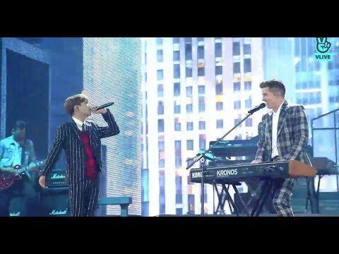 Jungkook & Charlie Puth - 'WE DON'T TALK ANYMORE' Live (MBCPLUS X genie music AWARDS)
